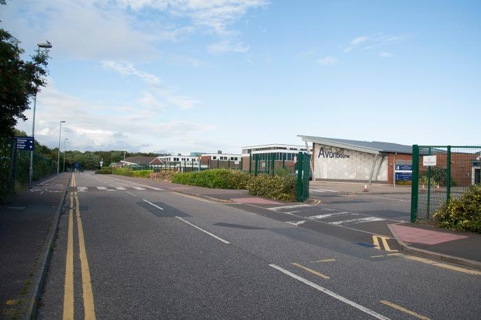 Main Driveway